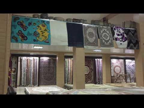 Ярмарка ковров в Алматы. Ковровый центр «Есенжол» филиал «Назар Текстиля»
