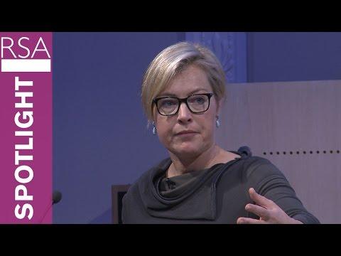 Gillian Tett on Organisational Silos