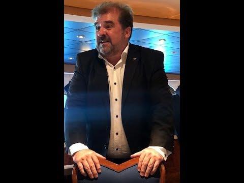 Ricardo Marengo - Noticias de Cruceros