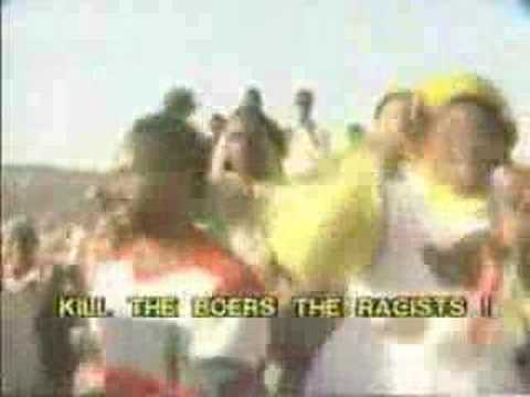 The Songs They Sing - Highlight: Kill The Boers The Racists
