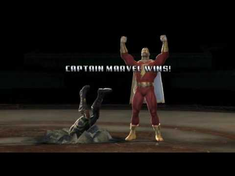 captain marvel heroic brutality