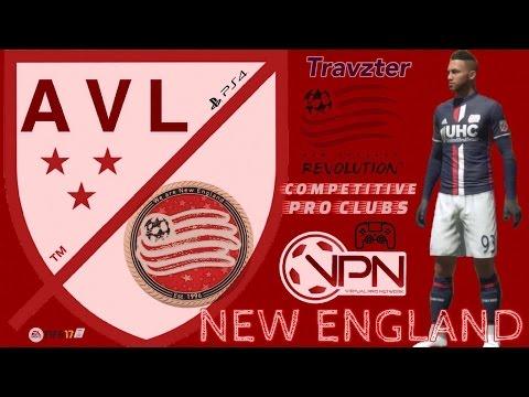 FIFA 17 Pro Clubs | VPN New England l S6E12 | Fixtures 29 & 30 | VPN Seattle & D.C. United