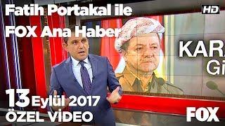 ABD ve NATO'da S-400 Füzesi şoku...13 Eylül 2017 Fatih Portakal ile FOX Ana Haber