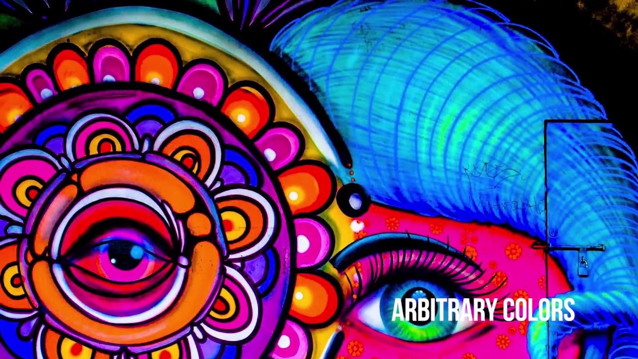 Color of art definition - Arbitrary Color Art Vocab Definition
