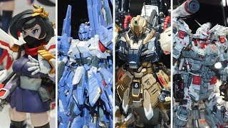 This year, Japan's GBWC Gunpla entries are intense and we kinda lov...