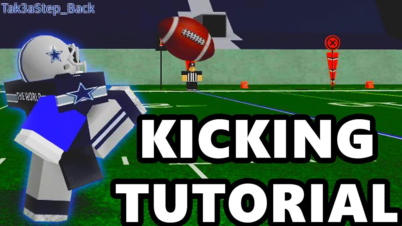 in roblox game how do i kick lucys football Football Fusion Kicking Tutorial New Update Youtube