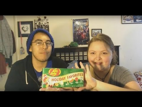 Holiday Jelly Belly's with Nery!