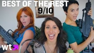 Key of Awesome Lady Gaga Applause Parody & GTA Musical | Best Of The Rest