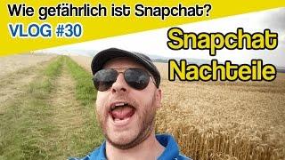 Snapchat Nachteile - Wie gefährlich ist Snapchat?