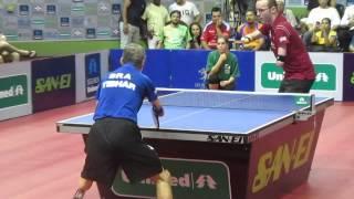 SUPERAÇÃO: Luiz Henrique Medina (Kaike) vs. Martin Perry - Desafio Paralímpico Internacional