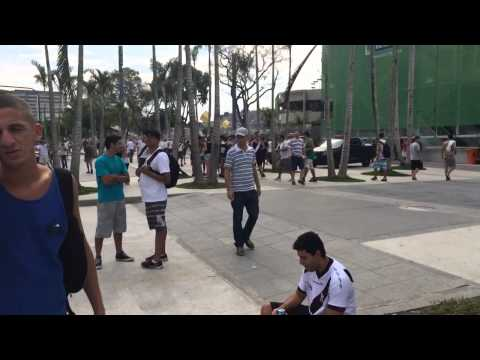 Maracana Stadium riots part 3