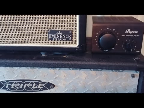 The First Time I M Really Hearing My Tube Amp Youtube