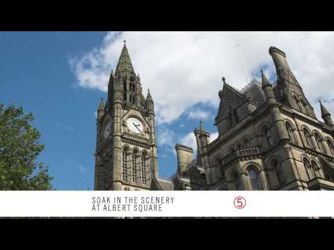 Manchester - Top 10 Sights
