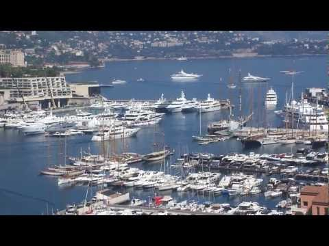 Yachts and Boats in Monaco [Nice 2011 Videos 11/25]