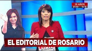 El editorial de Rosario Lufrano: el circo de Comodoro Py