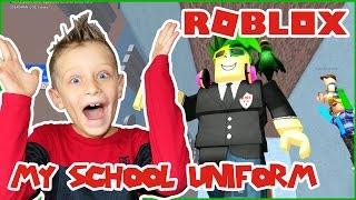 My School Uniform / Roblox Highschool