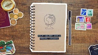 A Stop-Motion Travel Journal
