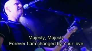 Majesty - Delirious with Hillsong (lyrics) (Last part) Best True Spirit Worship Song