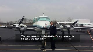 Pilot who died in Fort Lauderdale crash remembered as loving father