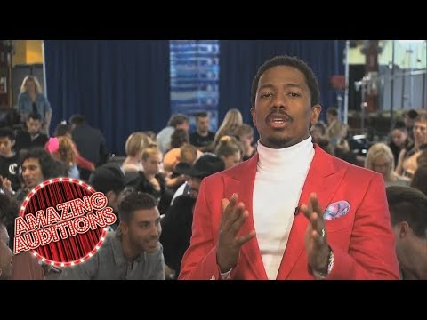 America's Got Talent 2014 - Nick Cannon Gets Into The Act