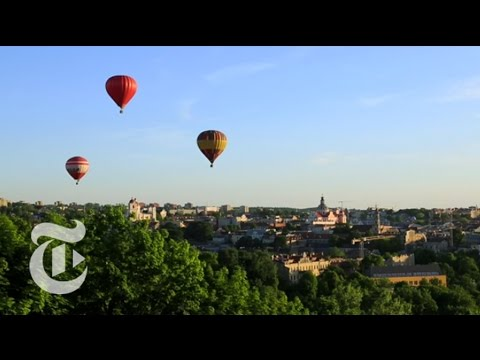 What to Do in Vilnius, Lithuania | 36 Hours Travel Videos |