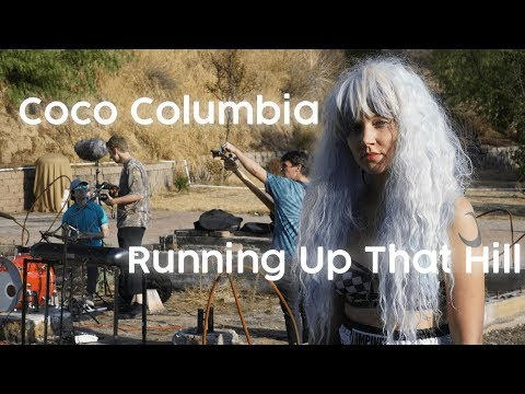 Coco Columbia - Running Up That Hill (Kate Bush Cover)