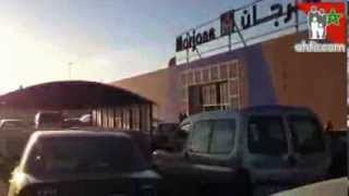 Berkane - Marjane le 05/01/2014