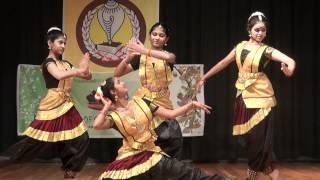 NSGW Vishu 2012 - dance Shanthakaaram Bhujaga Shayanam