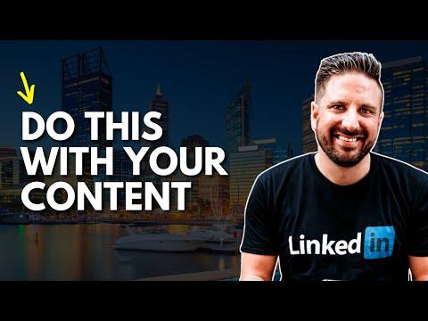 LinkedIn Lead Generation Strategies – Nathanial Bibby (Keynote 2020)