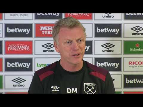 Moyes: Facing City a task West Ham should embrace