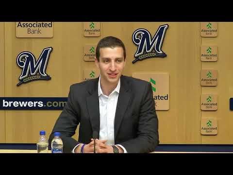 Brewers - Brewers wrap up 2018 season with press conference