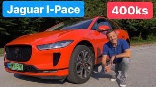 Brz ko munja!⚡️ - Jaguar I-Pace - testirao Juraj Šebalj