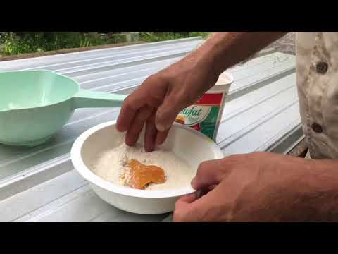 Mountain oysters! How to harvest, clean, and cook!