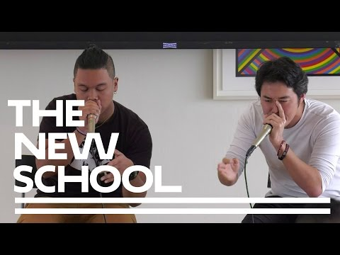 Hearing Signs, Seeing Voices: Concert Interlude - Beatboxing I The New School