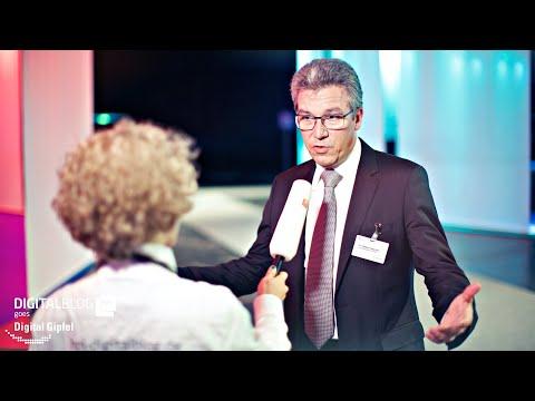 Dr. Stefan Hofschen über Digitale Aufgaben, Bundesdruckerei – #DigitalGipfel 2019 | HPI-Digitalblog