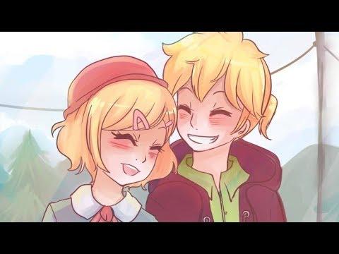 [Kagamine Rin & Len V4 English] Fallen for You [Original]