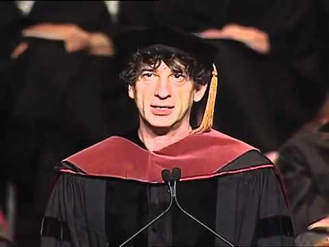 Neil Gaiman 2012 Commencement Speech