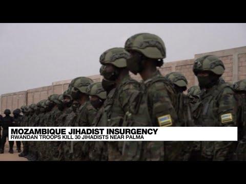 Mozambique Jihadist Insurgency: Rwandan Troops kill 30 Jihadists  • FRANCE-24 | 26 JULY 2021
