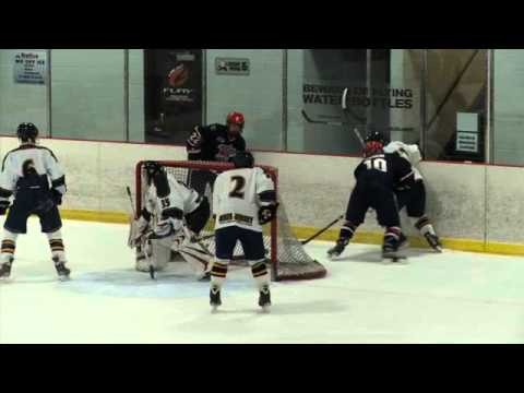 Brady Ferguson 22 Bauer Invitational Hockey Tournament Youtube