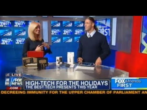 Michael Manna on Fox & Friends First