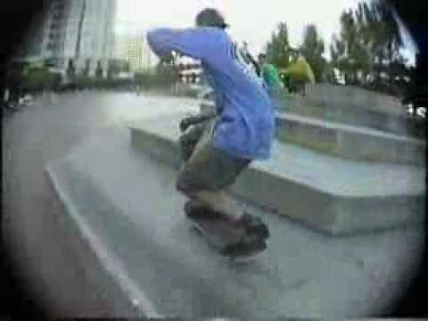 Mike Carroll - H-Street (1990-1991)