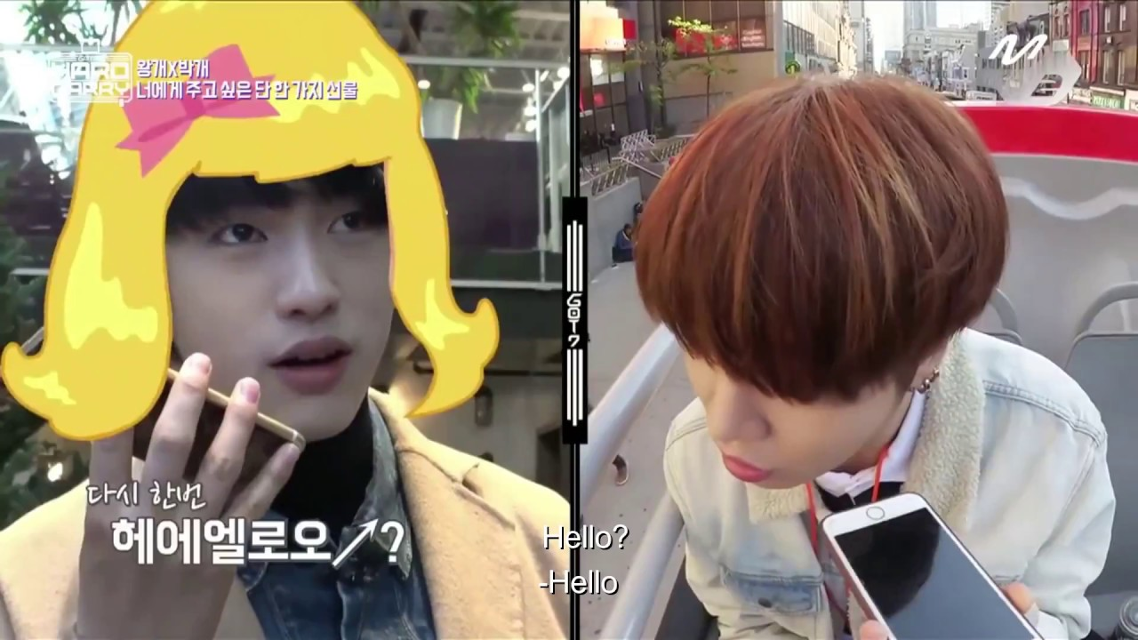 Download got7 pretend to be girl & prank each other