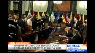 Surinam abre las puertas a la séptima cumbre de Unasur en medio de tensión entre Brasil y Bolivia