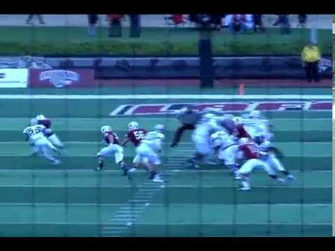 2014 Georgetown vs. Lafayette Highlights - Football