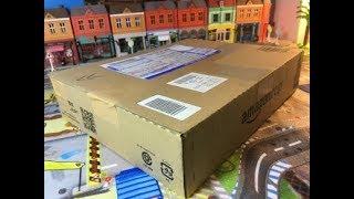 プラレールのミステリーパックを解く unpack mystery pack of plarail (04155)