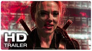 BLACK WIDOW Final Trailer (NEW 2021) Scarlett Johansson Marvel Superhero Movie HD