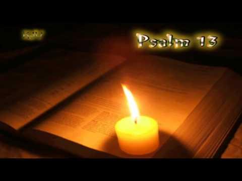 (19) Psalm 13 - Holy Bible (KJV)