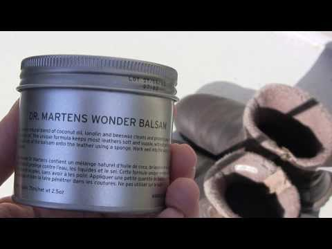 Dr Martens (Doc Martens) Wonder Balsam - Review