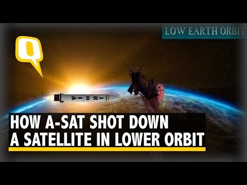 Mission Shakti: Here's How A-SAT BMD Interceptor Missile Shot Down a Satellite | The Quint