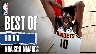 Relive the best of bol from denver nuggets nba restart scrimmages begins july 30th with daily and nightly games on tnt, espn, abc, nb...